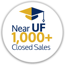 1000 Closed Sales near UF