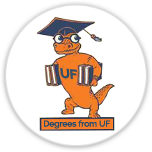 Cum Laude degree from UF's Business School