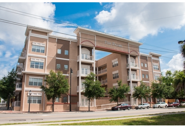 Nestled right between UF classes and downtown Gainesville, the Palms has the PERFECT location.