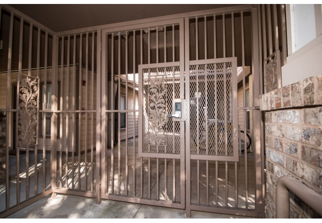 Residents will enjoy the peace of mind that secure-entry provides.