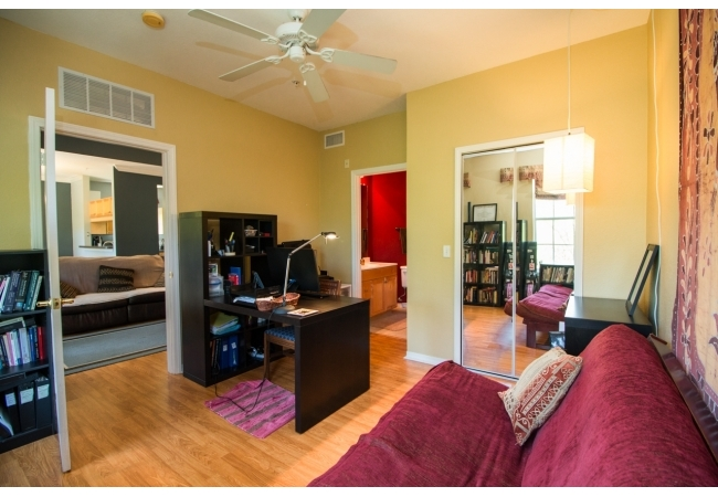 Each room has access to an attached bathroom, making this the perfect place for a family or a UF student who wants to rent out rooms.