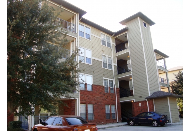 There is a community elevator and reserved parking conveniently located on the on-site community parking lot.