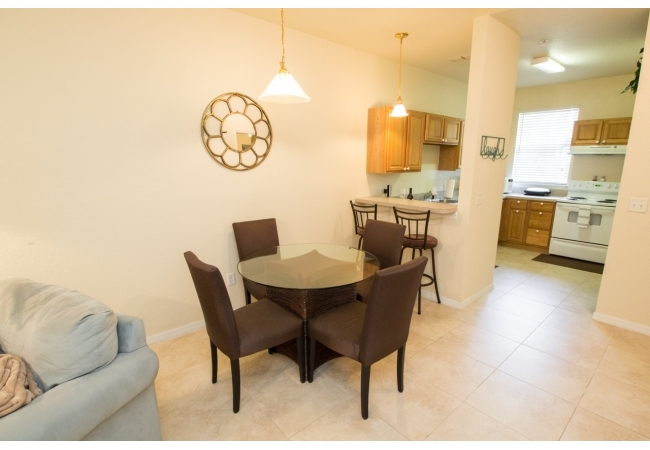 The 2bed/2.5bath townhouses are on top (2nd) floor.