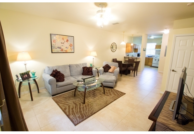 The community has two floor plans- a 2/2 flat style and a 2/2 townhouse with a 1/2 bathroom downstairs.