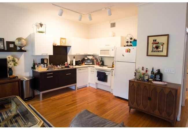 Condos are equipped with European studio-style kitchens.
